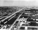 City of Compton, aerial view