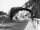 Bridge over the Arroyo Seco, views 1-3