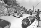 Area where Hillside Strangler victim was found