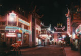 Chinatown, a night view