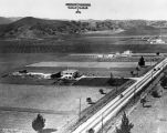 Early aerial view of Ventura Boulevard