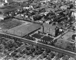 Aerial view of Loyola High School