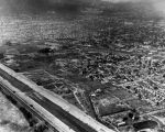 Eastern Los Angeles, an aerial view