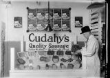 Display of sausages, Cudahy Packing Co.