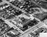 Barton Hill School, aerial