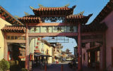Chinatown, a color view