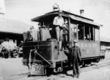 San Bernardino railway, Steam dummy #2