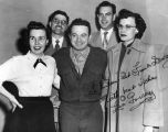 Group photo with Leo Gorcey