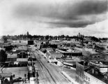 View of Los Angeles before 1900