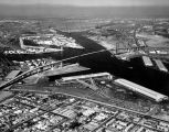 Port of Los Angeles, aerial view