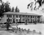 James Swan Hall dormitory, Occidental