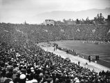 Game at the Rose Bowl, 1939