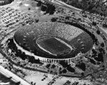 Rose Bowl, aerial view
