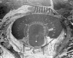 Closeup, New Year's Day at the Rose Bowl, 1925