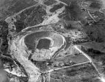 Rose Bowl under construction, view 3
