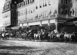 Mount Lowe carriages, Raymond Hotel