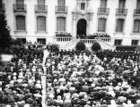 Commencement ceremonies, 1930 and 1931, view 2