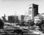 Bovard Hall and other buildings, U.S.C.