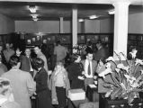 Opening night, Palisades Branch Library