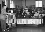 Library staff, Municipal Reference Library