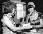 Jo Anne Worley at North Hollywood Branch