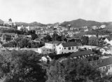 Gower Street and Scenic Drive, Hollywood Hills