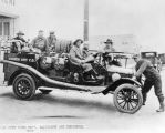 Culver City's Fire Department, 1922