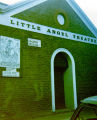Little Angel Theatre, a puppet theater in London, as seen by the Yale Puppeteers on vacation.