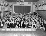 View of Turnabout Theatre audience from revue stage.