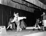 Scene from Tommy Turnabout's Circus at Turnabout Theatre.